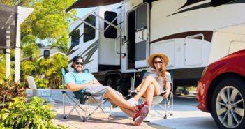 Unterwegs mit dem Freizeitmobil ist wahrer Wellness Urlaub