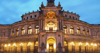 Dresden - eine wunderschöne Stadt entlang der Elbe