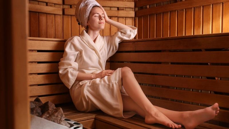 Saunieren stärkt nicht nur das Immunsystem und damit die körperliche Abwehrkraft, sondern auch die seelische Kraft, mit Stresssituationen umzugehen.